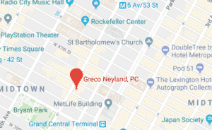 NYC Grand Larceny Lawyer